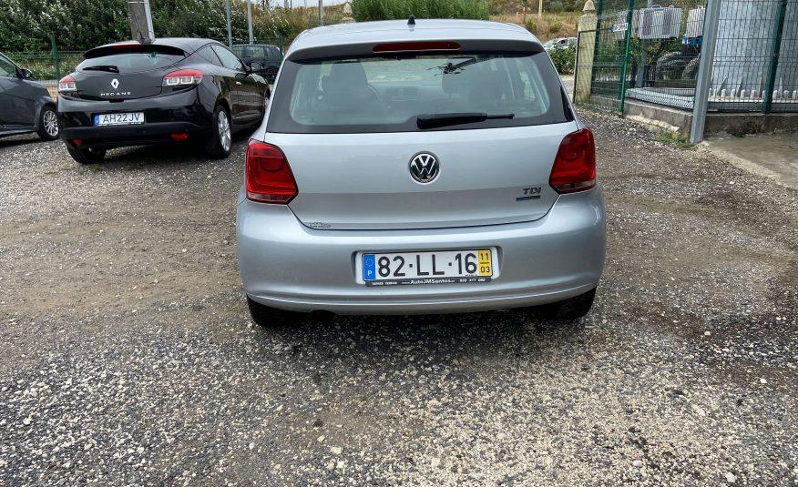 VW Polo 1.6 TDI 90cv.